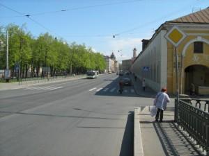 Садовая улица от Вознесенского пр. до пл. Тургенева